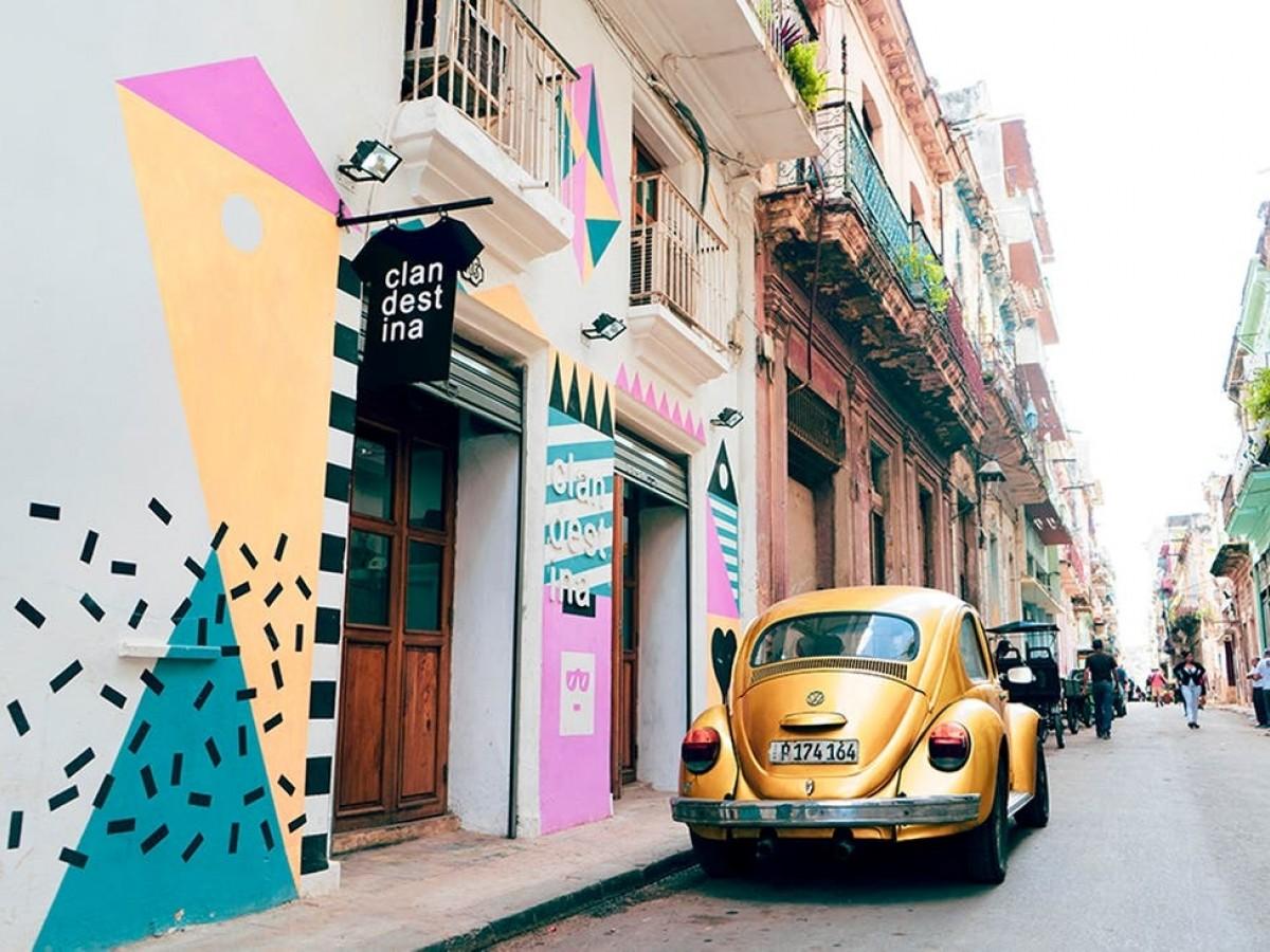 (Video) Marca cubana de ropa lanza campaña para denunciar plagio de la española Zara