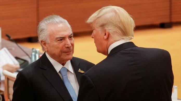 guerra Brasil temer