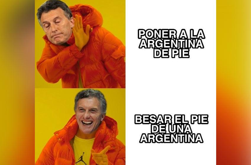 Macri meme