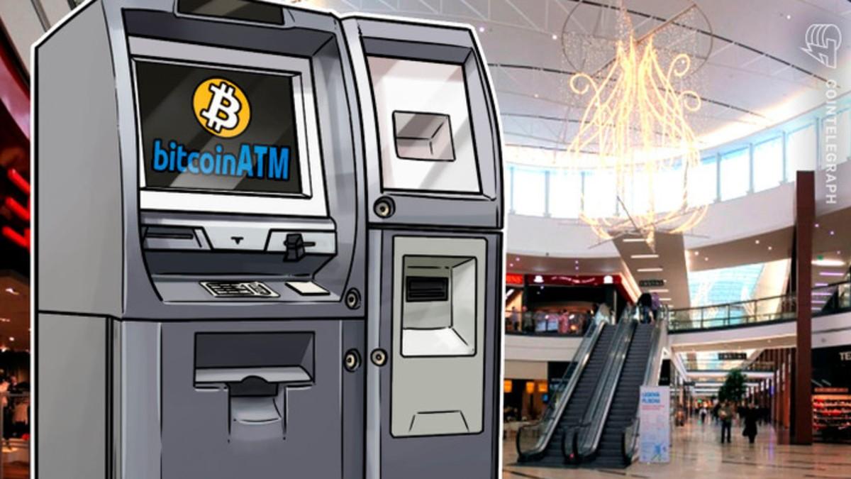 España se convierte en el sexto país del mundo con mayor cantidad de cajeros automáticos para Bitcoin