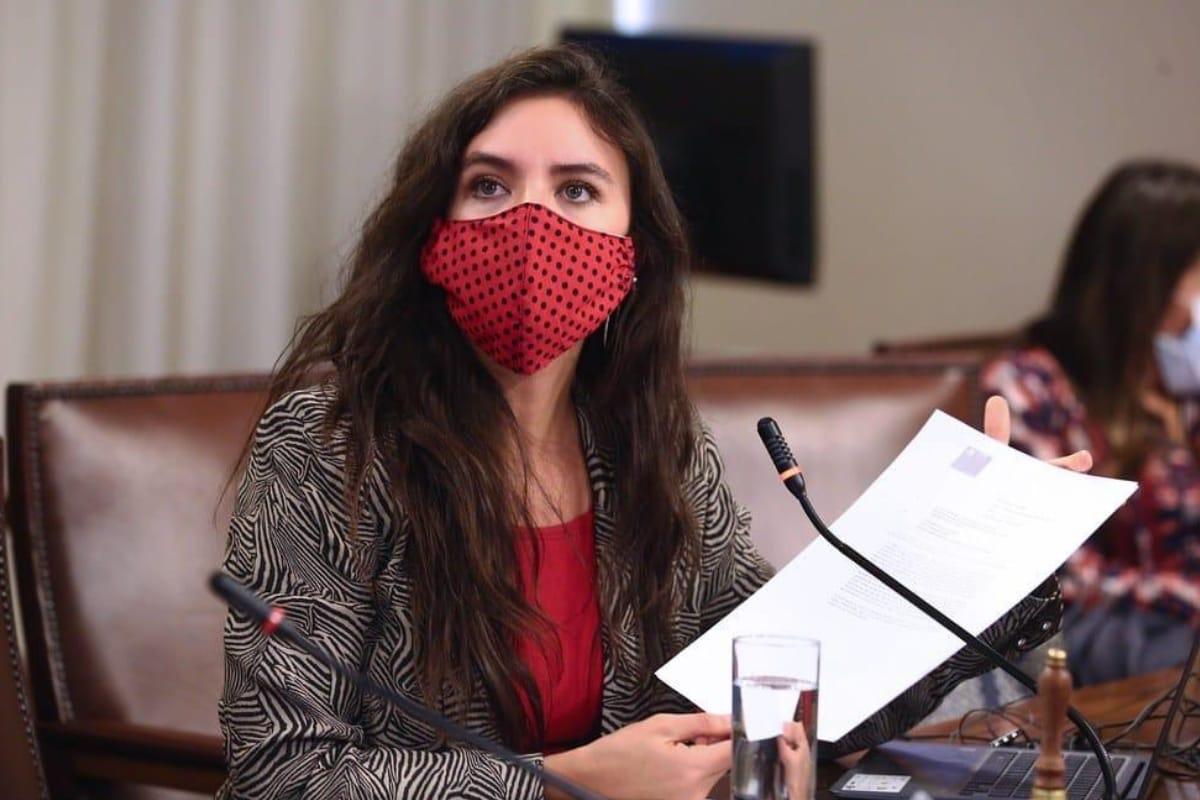 Diputada Vallejo denunció que vicepresidente de la Cámara no la dejó votar: «Me parece grave y escandaloso»
