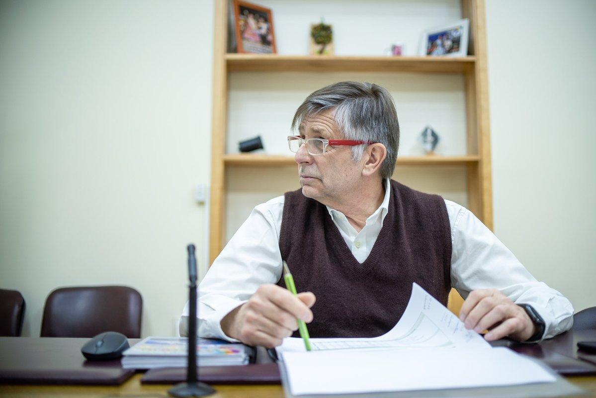 El ex intendente de Magallanes