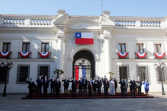 Gabinete chileno
