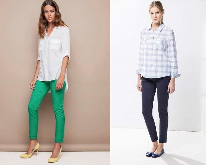 camisas-femeninas-awada-verano-2015 – El Closet de Giuliana ee031c6d3dd74