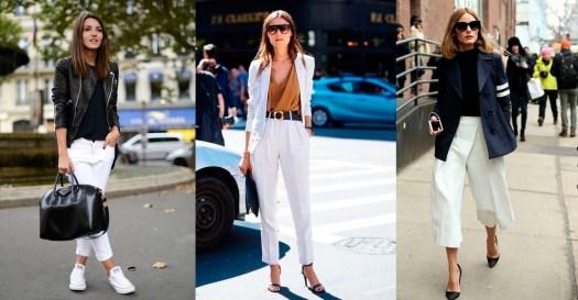 7f596169b6 5 formas de usar un pantalón blanco este 2018 ! – El Closet de Giuliana