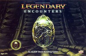Legendary Alien, Primeras impresiones by Calvo