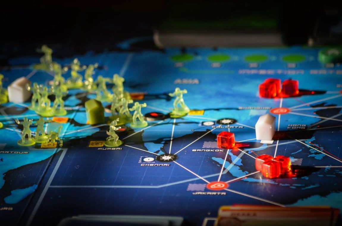 Pandemic Legacy Season 1 Juego de mesa