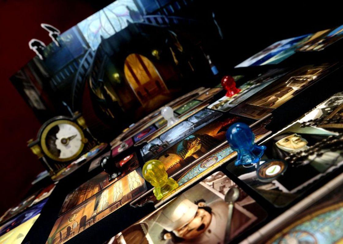 Mysterium juego de mesa