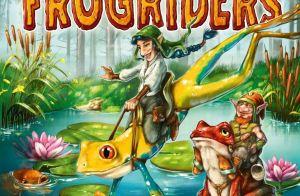 Frogriders, Primeras Impresiones by David