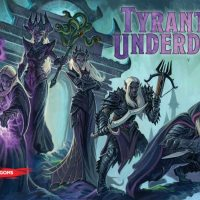 Tyrants of the Underdark en español