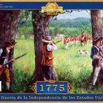 1775 La Guerra de Independencia de los Estados Unidos, Reseña by Álvaro Deniz «Lord Spain»