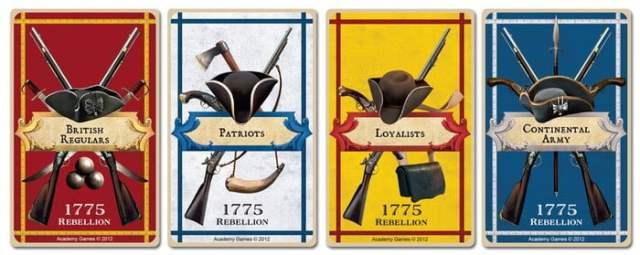 1775 La Guerra de Independencia de los Estados Unidos