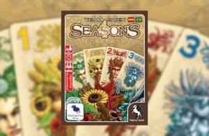 4 Seasons, primeras impresiones by David