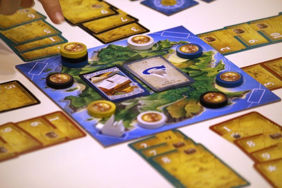 isla del botín juego de mesa