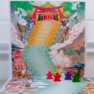 Shikoku juego de mesa