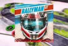 rallyman GT juego de mesa