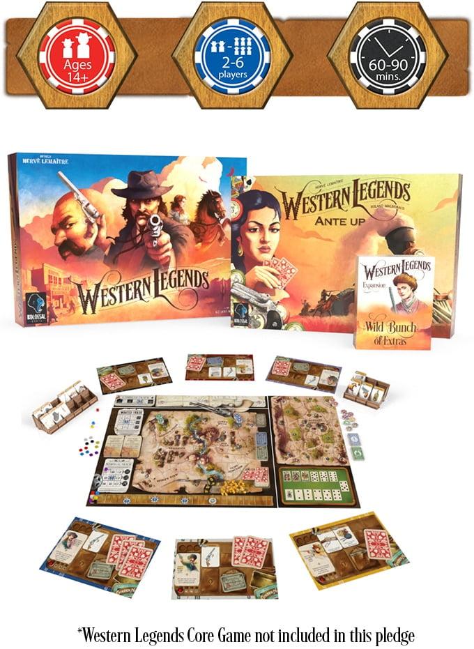 Kickstarter Direct juegos de mesa