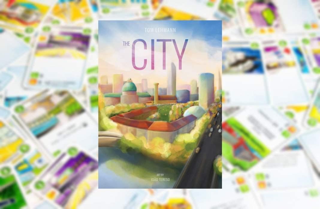 The City juego de mesa