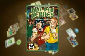 Half Pint Heroes, reseña by David