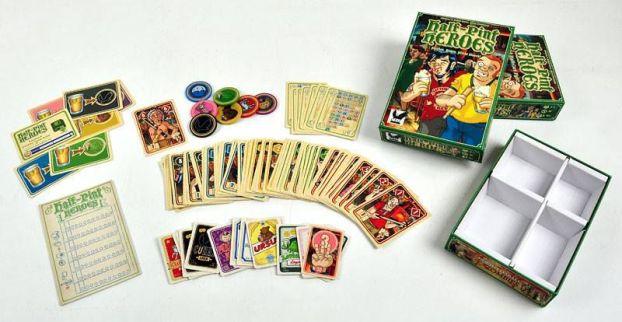 Half Pint Heroes juegos de mesa