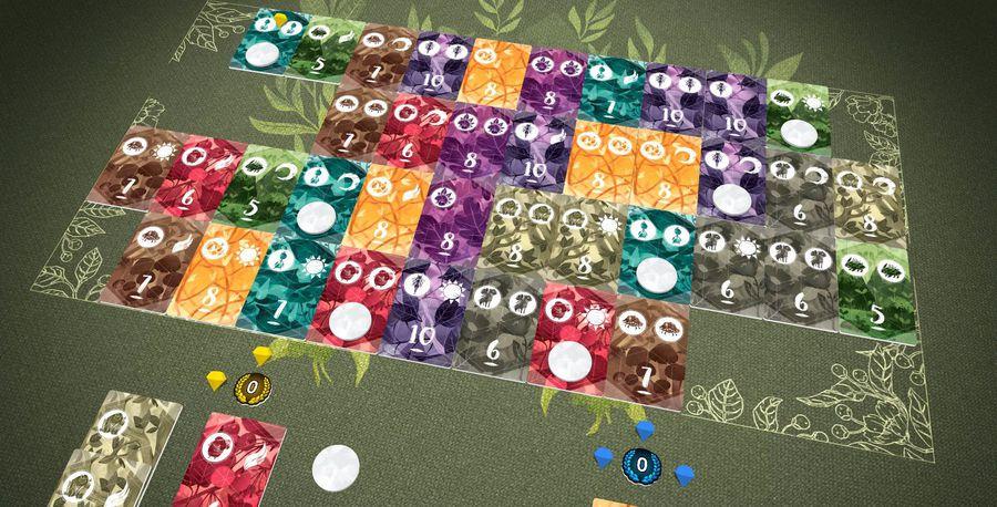 spirit of the forest juego de mesa