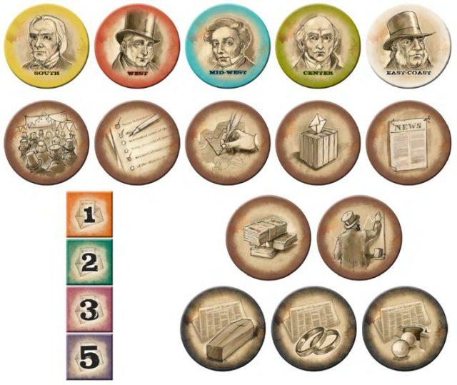 revolution 1828 juego de mesa