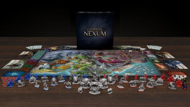 Champions of Nexum