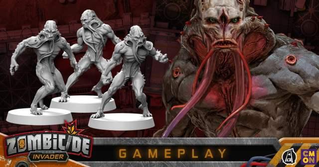 zombicide: invader juego de mesa