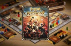 Lords of Waterdeep, reseña y análisis en profundidad con Piru de la Mazmorra de Pacheco