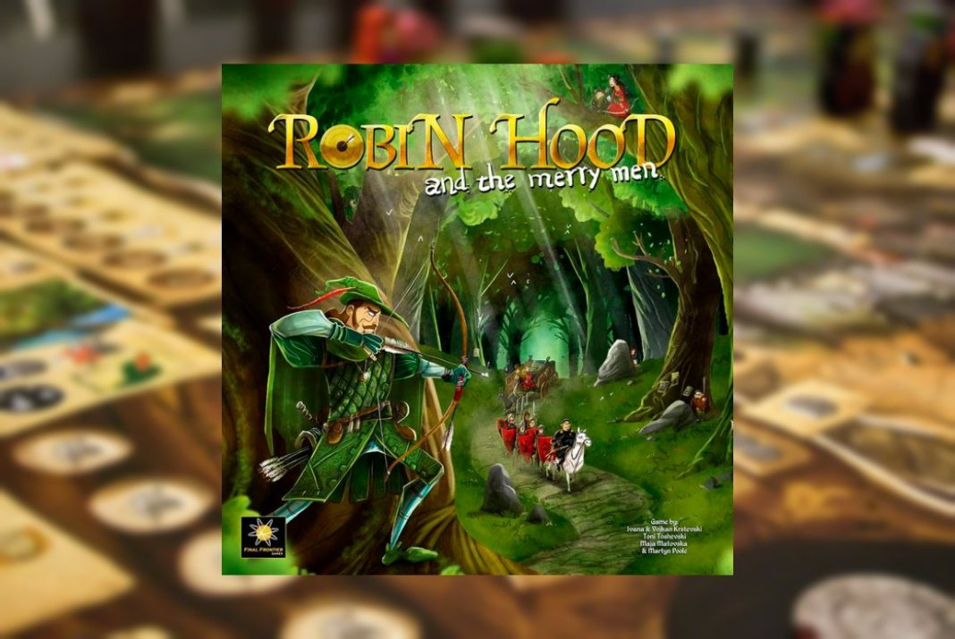 En Robin Hood y The Merry Men