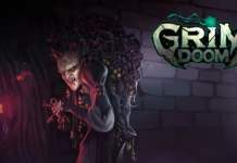 Leyendas de Grim Doom