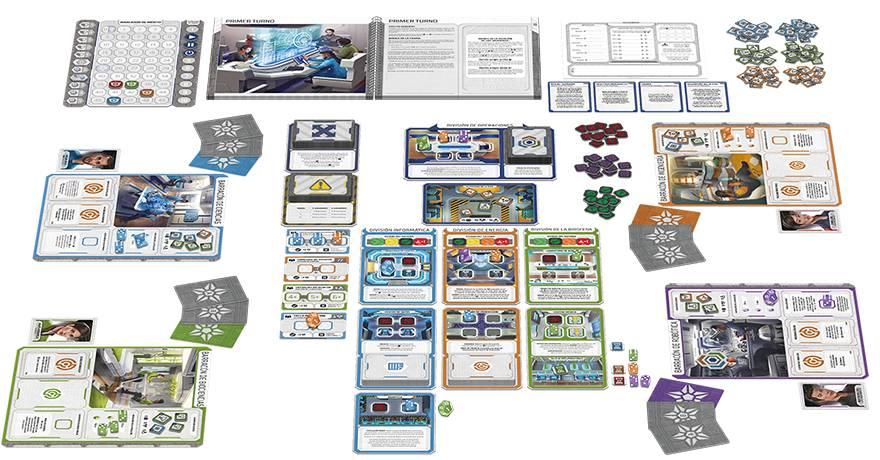 Gen7 juegos de mesa