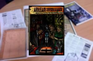 Arkham Investigator, primeras impresiones by Calvo
