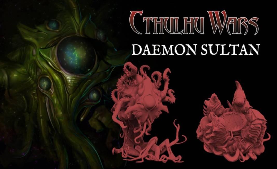 Cthulhu Wars Daemon Sultan