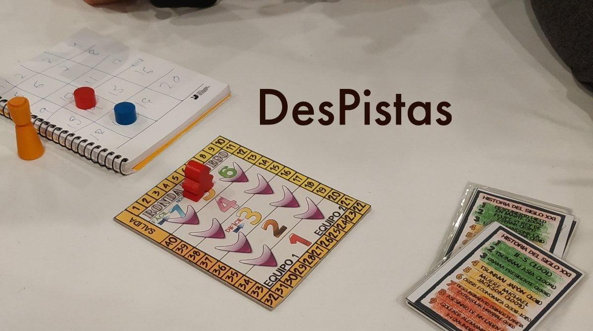 Despistas juego de mesa