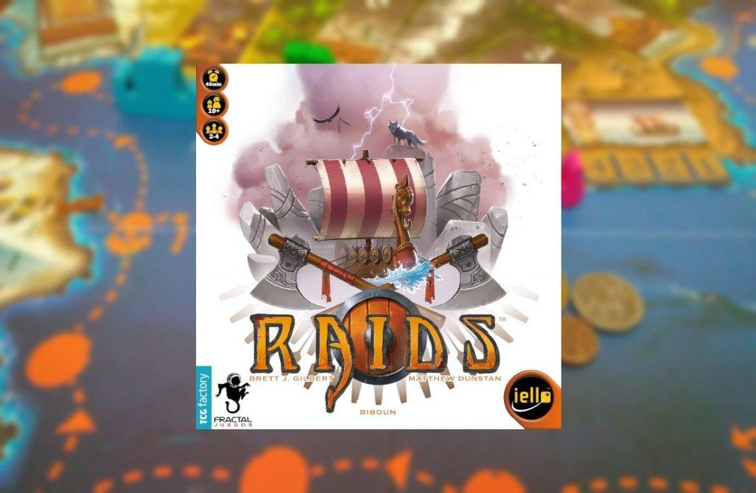 raids juego de mesa