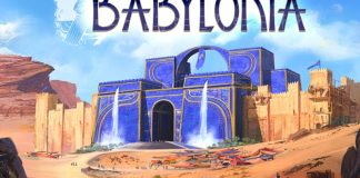 Babylonia juego de mesa