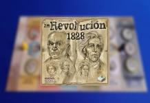 Revolución 1828 juego de mesa