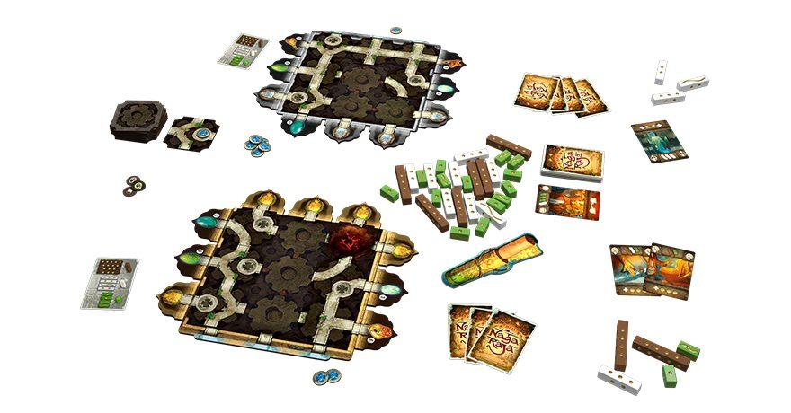 Nagaraja juego de mesa