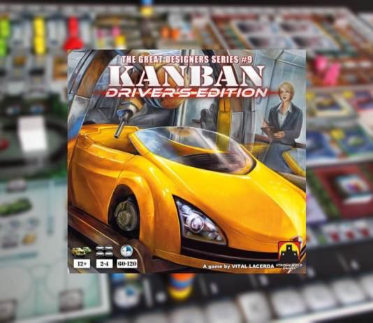 kanban deluxe edition juego de mesa