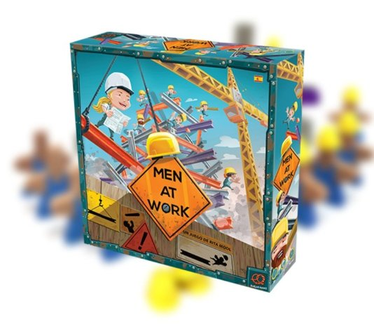 men at work juego de mesa