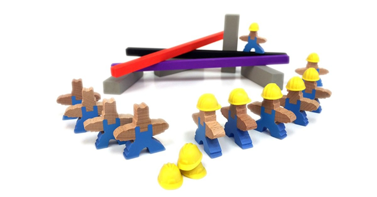 Men at work juego de mesa