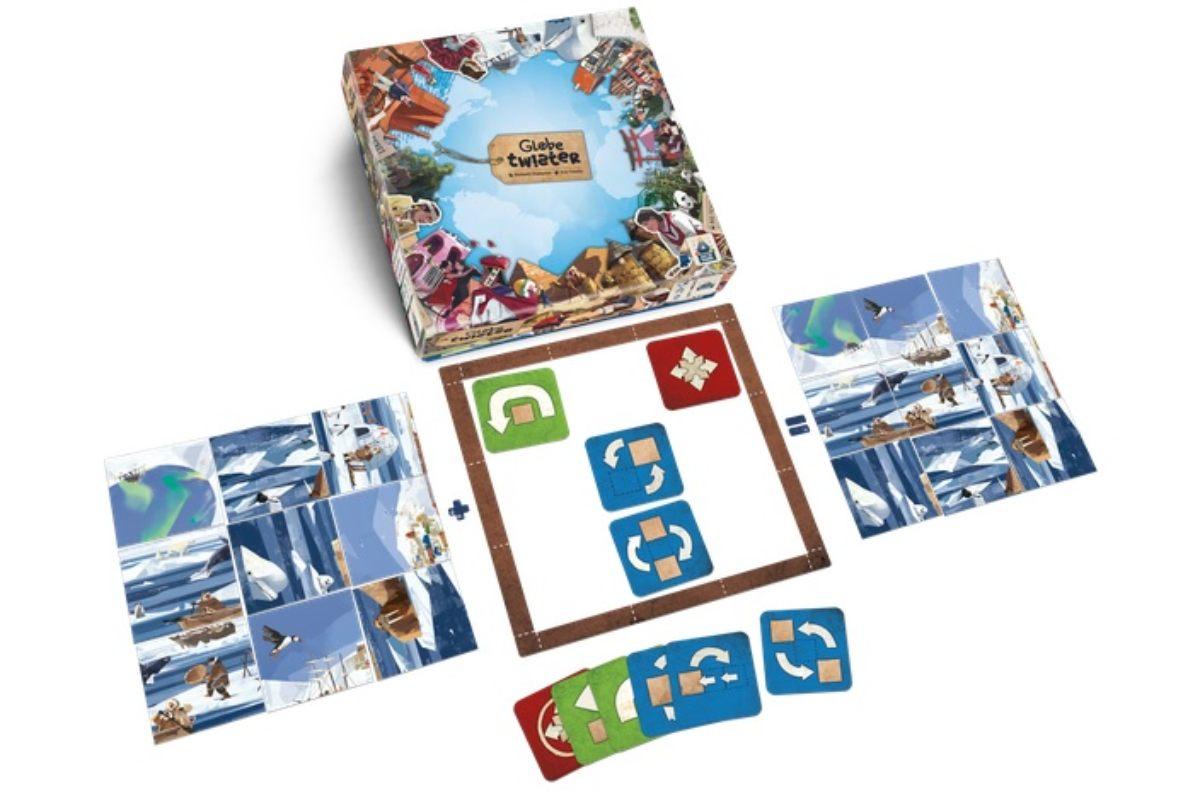 Globe Twister juego de mesa