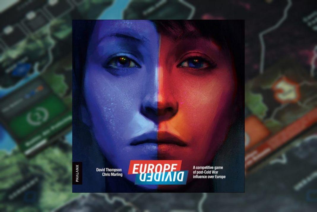europe dvided juego de mesa