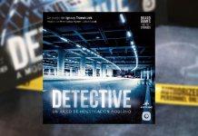 Detective un juego de investigación moderno juego de mesa