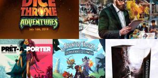 Kickstarter, las campañas a seguir durante el mes de Julio