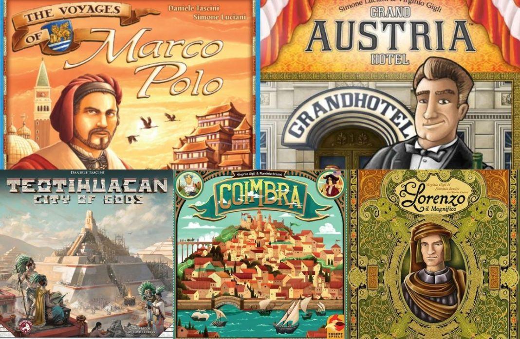 los mejores juegos de mesa de la escuela italiana