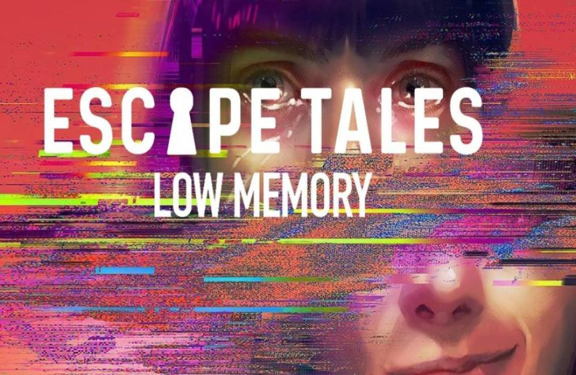escape tales low memory juego de mesa