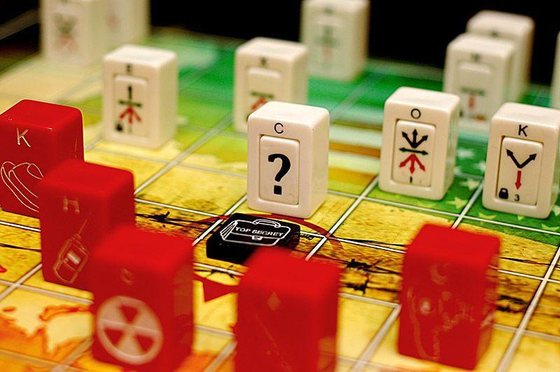 Confusion juego de mesa