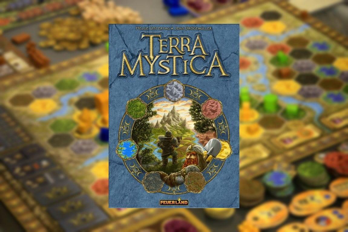 Terra Mystica juego de mesa